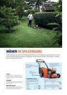 2018 Husqvarna Frühling Sommer Prospekt - Seite 6