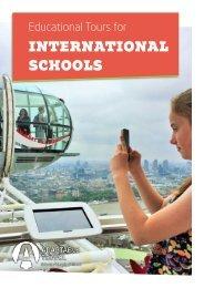 Educational School Trips for International Schools