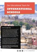 Educational School Trips for International Schools - Page 2
