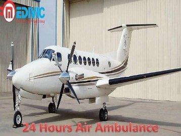 Medivic Aviation Air Ambulance Service in Bagdogra