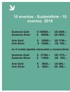 tarifario SustentArte  2018 - Page 2