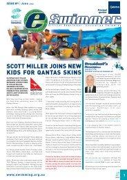 SCOTT MILLER JOINS NEW KIDS FOR QANTAS SKINS - Australian ...