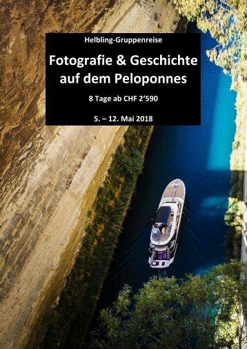 Fotografie & Geschichte auf dem Peloponnes