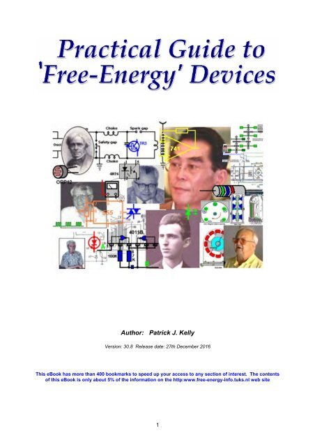 Practical Guige to Free Energy Devices
