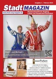 Siegburger Stadtmagazin Januar 2018