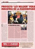 REVISTA PERÚ TV RADIOS ENE - FEB 2018 - Page 2