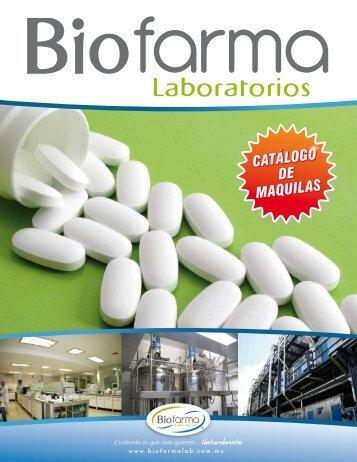 Maquila Biofarma