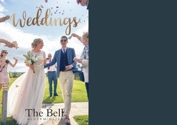 The Bell Wedding Pack