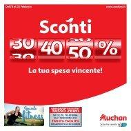 Auchan Sassari 2018-02-08