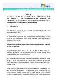 Anlage Stellungnahme BBK zu Biomasse - Bundesverband Biogene ...