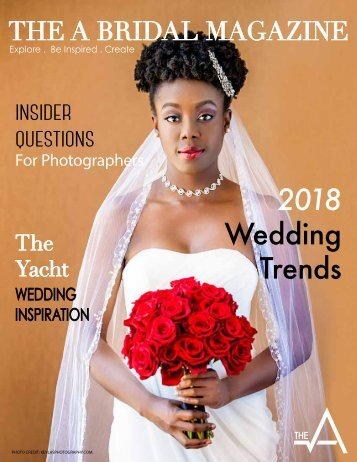 The A Bridal Magazine Online