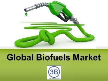 Global Biofuel Market