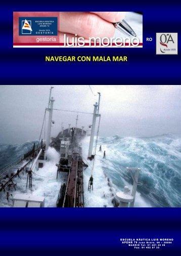 NAVEGAR CON MALA MAR - Alvarez