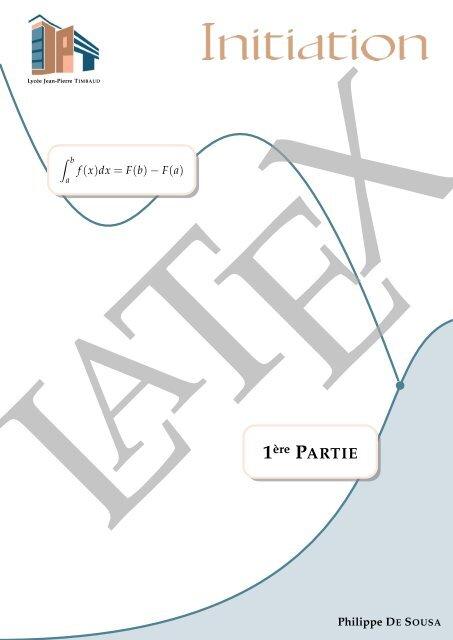 Stage_LaTeX_Partie1