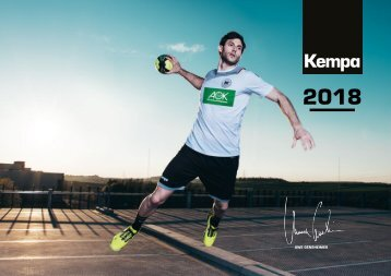 Kempa Hauptkatalog 2018