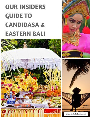 Our Insiders Guide to Candidasa & Eastern Bali