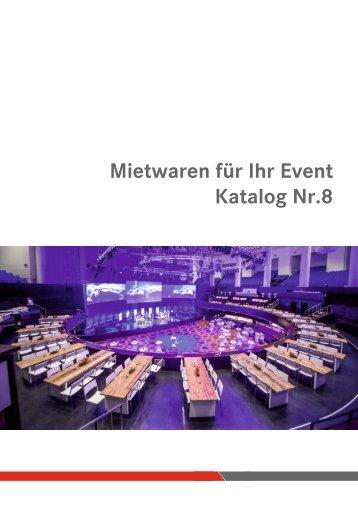 Event31 Online Katalog
