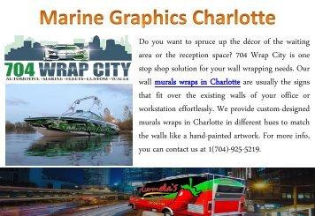 Marine Graphics Charlotte