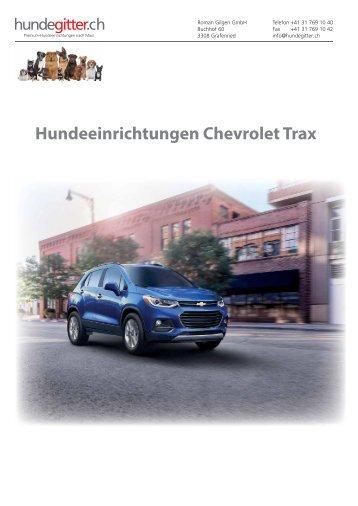 Chevrolet_Trax_Hundeeinrichtungen