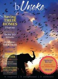 bUneke Magazine Issue I