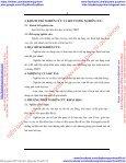 Nghiên cứu áp dụng các định luật bảo toàn vào việc giải nhanh các bài toán về kim loại sắt (2014) - Page 5
