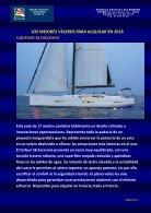 LOS MEJORES VELEROS PARA ALQUILAR EN 2018 - Nauta360 - Page 6