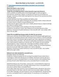 2-11-18 Diaz-Balart, Mario Total Contributions from Anti-Gun Control Donors