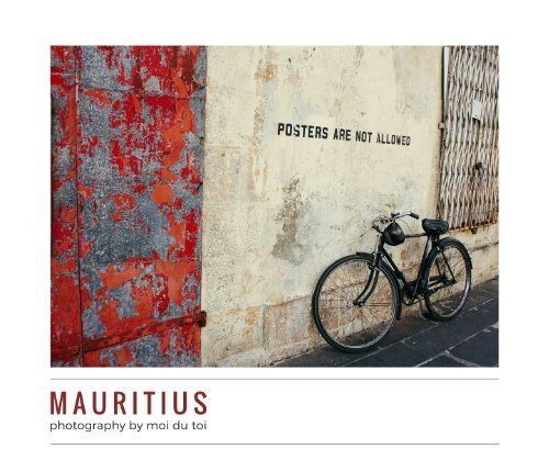 Mauritius - Coffee Table Book
