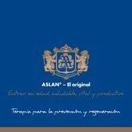 ASLAN® – El original