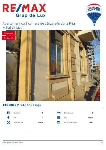 Mihai Viteazul - Adrian Real Estate
