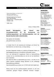 Brief BMF Stellungnahme Verwalt.vorschrift - Bundesverband  ...