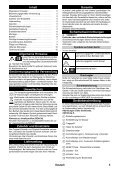 Karcher SC 3 EasyFix - manuals - Page 5