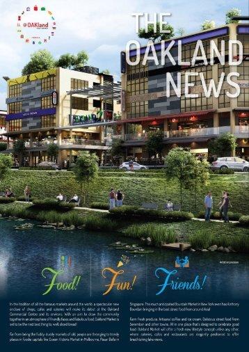 2018-oakland-newsletter-issue1