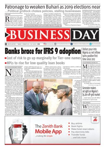 BusinessDay 12 Feb 2018