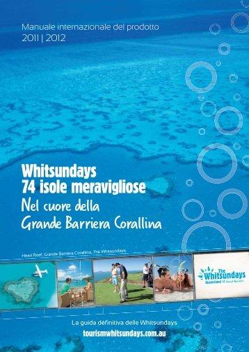 Il clima delle Whitsundays
