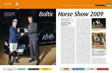 SPORTLICHES - Pferd+Sport