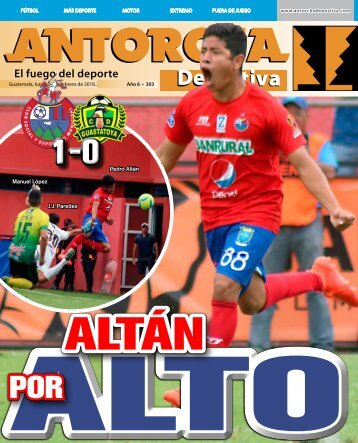 Antorcha Deportiva 303