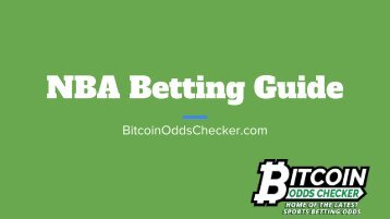NBA Betting Guide