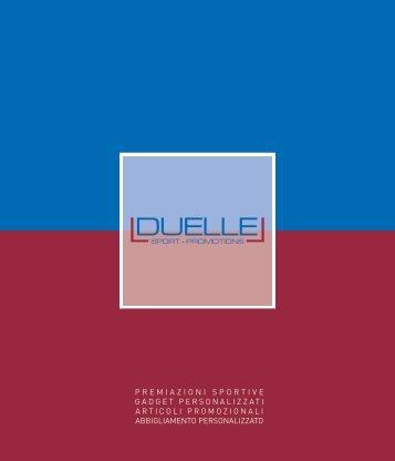 Catalogo Duelle 2018