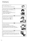 Sony DCR-SX53E - DCR-SX53E Consignes d'utilisation Danois - Page 6