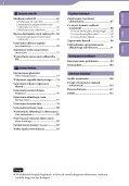 Sony NWZ-E435F - NWZ-E435F Consignes d'utilisation Polonais - Page 5