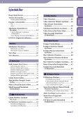 Sony NWZ-E435F - NWZ-E435F Consignes d'utilisation Turc - Page 4