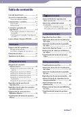 Sony NWZ-E435F - NWZ-E435F Consignes d'utilisation Espagnol - Page 4