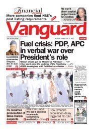 12022018 - Fuel crisis : PDP, APC in verbal war over President's role