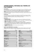 KitchenAid 20RU-D1 A+ SF - 20RU-D1 A+ SF NO (858641011000) Scheda programmi - Page 5