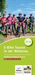E-Bike Touren in der Wetterau