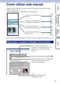 Sony NEX-C3A - NEX-C3A Consignes d'utilisation Portugais - Page 2