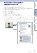 Sony NEX-C3A - NEX-C3A Consignes d'utilisation Portugais - Page 5