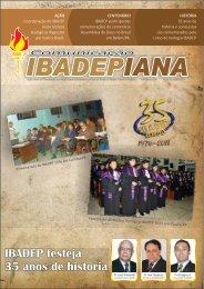 Comunicação Ibadepiana - 03ª Edição