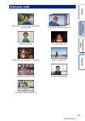 Sony NEX-C3A - NEX-C3A Consignes d'utilisation Slovaque - Page 6